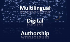 Joint Digital Authorship Project with Paris 8